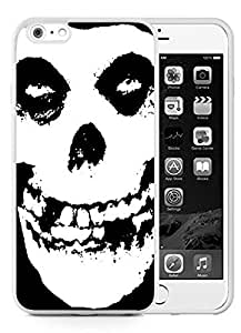 iPhone 6 Plus 5.5 Inch TPU Case ,Unique And Fashionable Designed Case With misfits White For iPhone 6 Plus Cover Phone Case