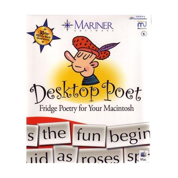 Desktop Poet – Fridge Poetry for your Mac