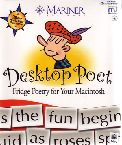 Desktop Poet – Fridge Poetry for your Mac