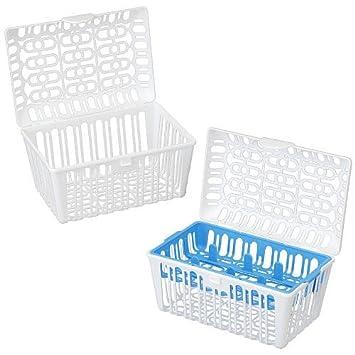 Amazon.com: Especialmente para bebé cesta para lavaplatos, 2 ...