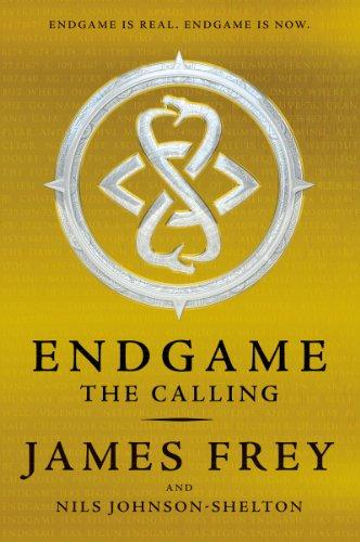 """""""Endgame - The Calling"""" av James Frey"""
