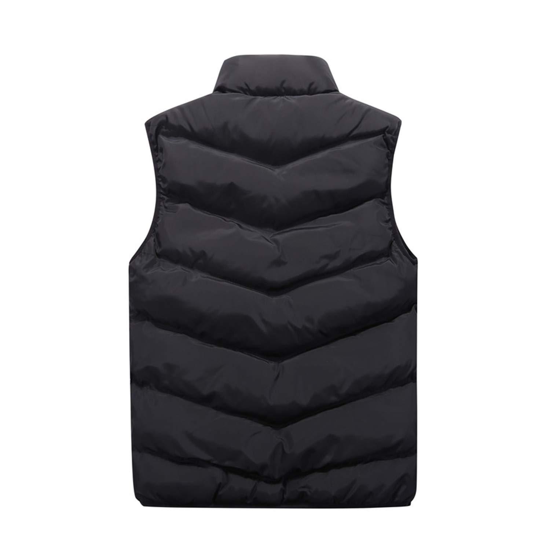 Tyler Morrison New Casual Vests Mens Jacket Sleeveless Autumn Waistcoat Winter Coat Male Vests