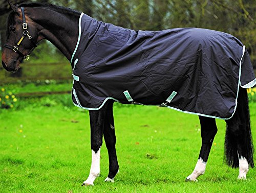 Amigo Horseware Bravo 12 Wug Medium Excal Silver 75 by Amigo