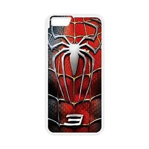 Spider-Man DIY case For Custom Case iPhone 6 Plus 5.5 Inch QW7303091