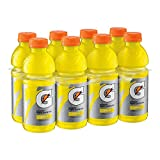 Gatorade Thirst Quencher, Lemon-Lime, 20 Ounce (Pack of 8)