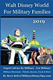 Need help planning your military family's Disney World Vacation? Planning a Walt Disney World vacation can be confusing, throw in the complexities of the many varied military discounts and it can become downright perplexing. Steve is widely recognize...