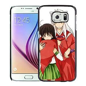 Fashion Designed InuYasha 12 Black Samsung Galaxy S6 Phone Case