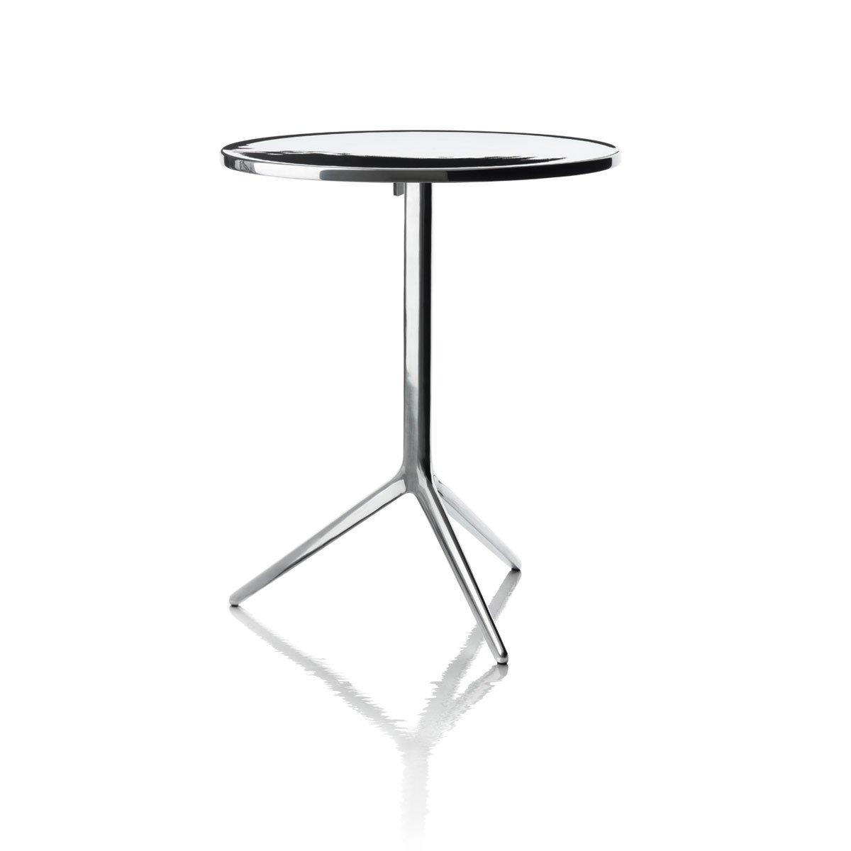 Magis Tisch klappbar Central glänzend poliert