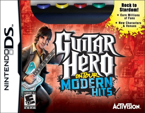 Top Deck 2009 (Guitar Hero On Tour: Modern Hits - Nintendo DS)