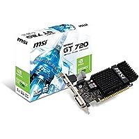 MSI N720-1GD3HLP 1GB Video Card
