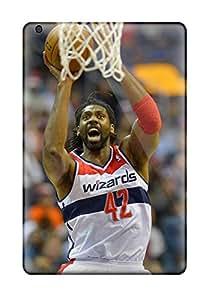 DanRobertse Ipad Mini/mini 2 Hybrid Tpu Case Cover Silicon Bumper Washington Wizards Nba Basketball (29)