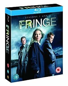 Fringe Season 1 and 2 [Region Free] (2010) Anna Torv