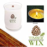 Timber Wix CITRONELLA Scented Wood Wick Soy Candle (32 oz.) 10-20-30 SALE! Save 10-30% Off when Adding ANY Two or More Country Jar Products to Cart