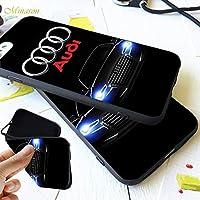 Amazon.com: Minason DIY Car Logo Case for iPhone 6 6S Plus 5 ...