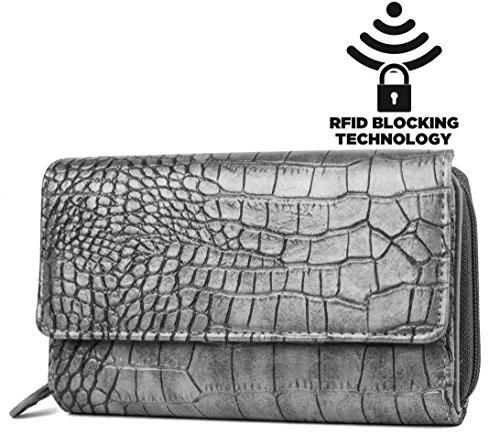 mundi-big-fat-womens-rfid-blocking-safe-wallet-clutch-organizer-crocodile-patternpewterone-size