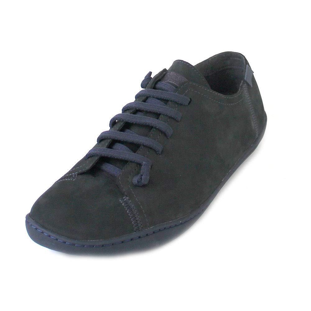 Camper Hombre Peu Cami Cuero Charcoal Zapatos 45 EU