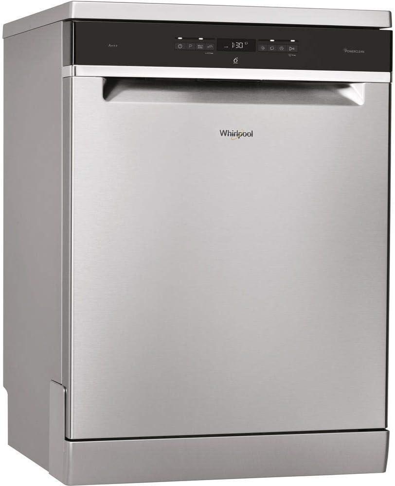 Lavavajillas - Whirlpool WFO 3O32 P X, 14 cubiertos, 10 programas, Clase A+++, Inox