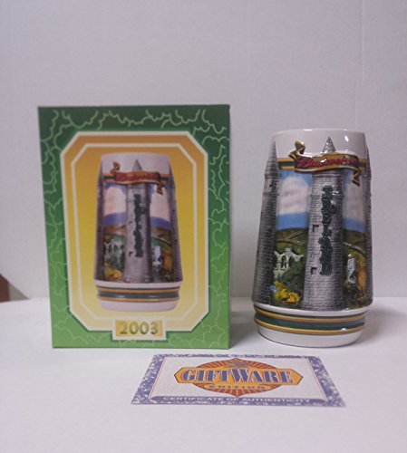 2003 Budweiser St. Patricks Day Stein (Anheuser Busch Collector Steins)