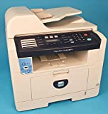 Xerox 3300MFP -Up to 30 ppm print and copy -600 x 600 dpi (Up to 1200 x 1200 enhanced image quality) --300 MHz processor -96 MB (64 MB + 32 MB DIMM) (320 MB maximum)- -300-sheet capacity, expandable to 550 sheets --25,000 pages/month duty cycle -Print, Copy, Scan, Fax