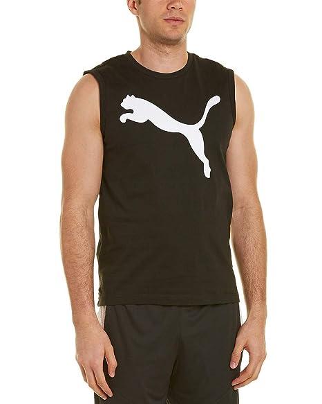 994ae9e40d915 Amazon.com  PUMA Men s Essential No.1 Sleeveless Tee  Clothing