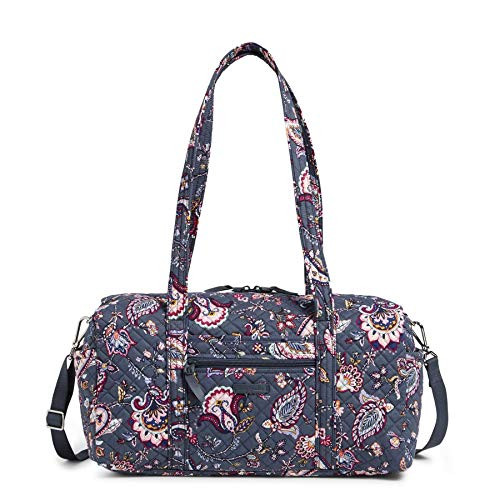 Vera Bradley Signature Cotton Travel Duffel Bag, Felicity Paisley