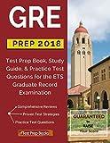 GRE Prep 2018: Test Prep Book, Study