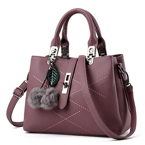 ball à oblique et sac de fourrures simple Aoligei C Croix européens sac main femme américains z5Ux0qZwq