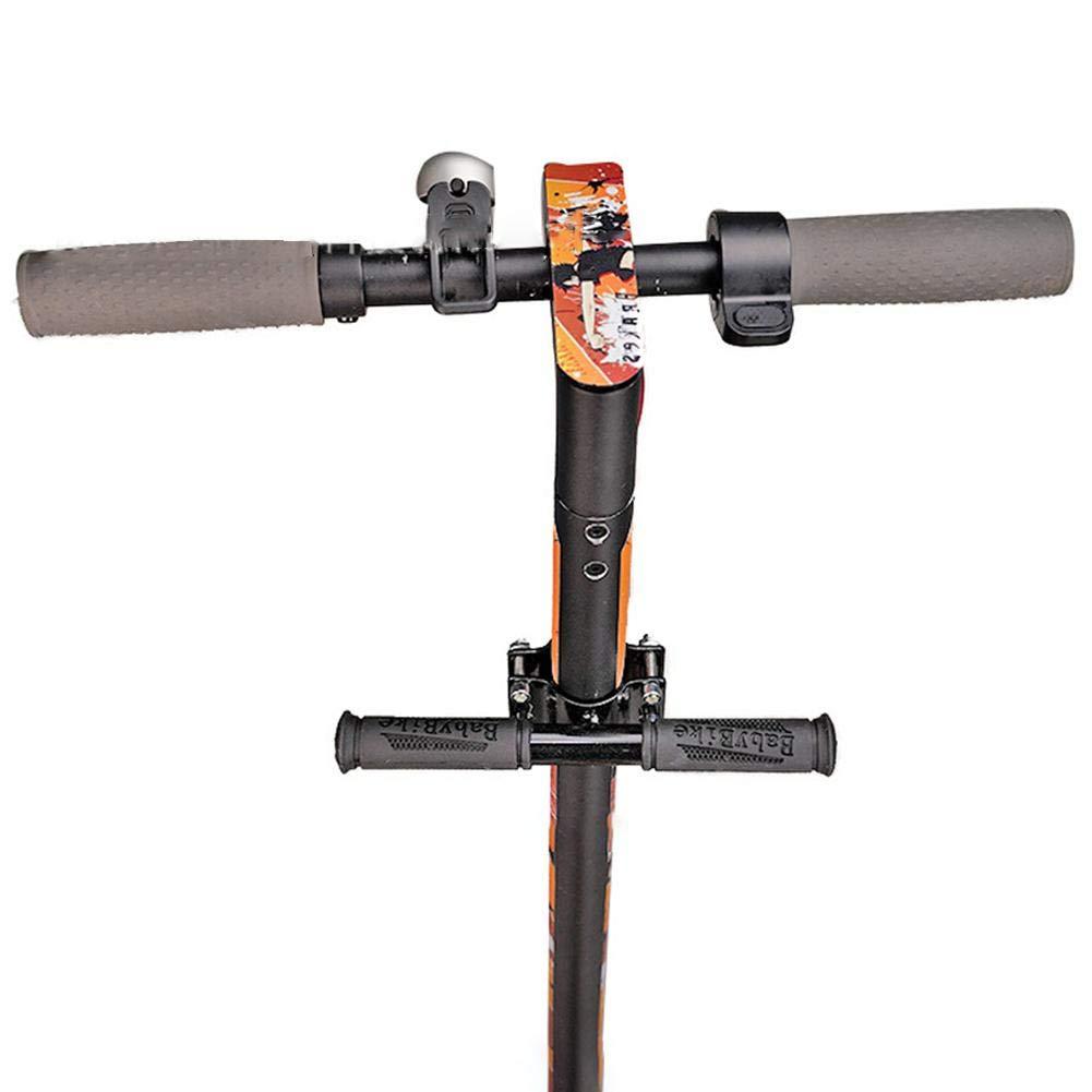 LiuXi Manija el/éctrica del pat/ín de los ni/ños Apoyabrazos plegable plegable de la vespa para el monopat/ín o la vespa el/éctrico