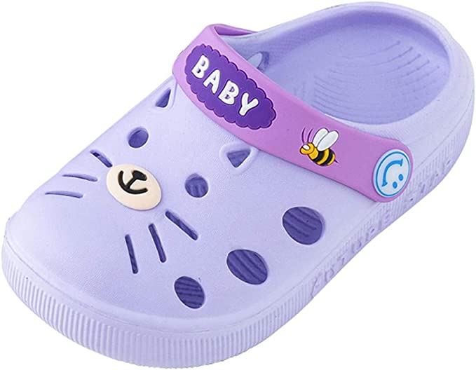 JeGes Kids Beach Footwear Clogs Caterpillar Sandals Summer Shoes Girls /& Boys