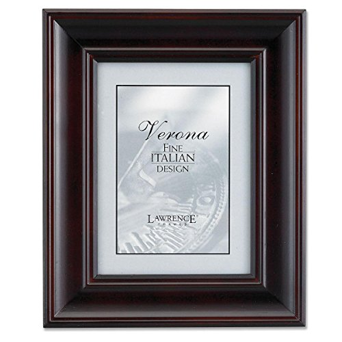Esspresso Wood (Lawrence Frames Vermont, Esspresso Wood 8 by 10 Picture Frame)