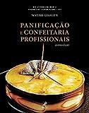 capa de Panificação e confeitaria profissionais