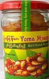 Burmese Kimchee and Rainbow Kimchee and salad toppings