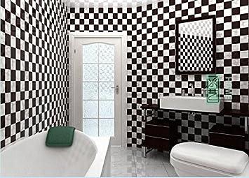 Xzzj Pvc Tapeten Tapeten Idyllische Viertel Im Europäischen Stil Schlafzimmer  Schlafzimmer Tapete Kleiderschrank Möbel Schreibtisch