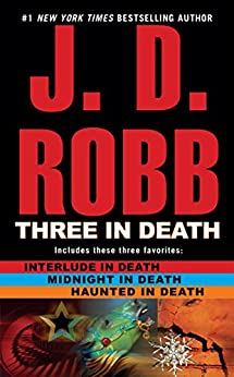 Three Death J D Robb ebook product image