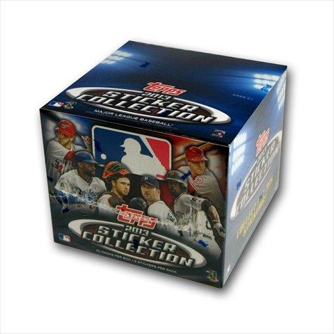 MLB 2013 Retail Stickers