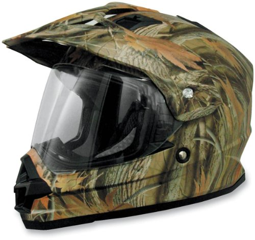 AFX FX-39 Camo Helmet , Size: 2XL, Primary Color: Brown, Distinct Name: Camo, Helmet Type: Offroad Helmets, Helmet Category: Offroad, Gender: Mens/Unisex 0110-2513