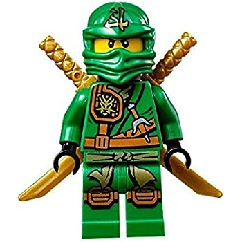 Amazon.com: LEGO Ninjago Minifigure - Lloyd Zukin Robe ...