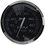 Faria 33718 Chesapeake Black 7000 rpm Tachometer