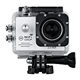 Floureon 2.0 inch 14MP Full HD 1080P H.264 170 Degree WiFi Sports Action Camera Waterproof Shakeproof Floureon