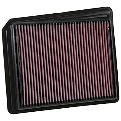 K&N 33-5062 Replacement Air Filter, 1 Pack