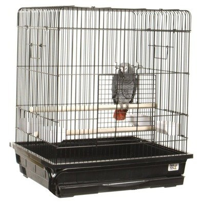 A and E Cage Co. Rounded Flat Top Bird Cage
