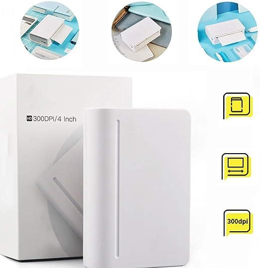 WOWOGA Mini Impresora para teléfonos Inteligentes, Regalo ...