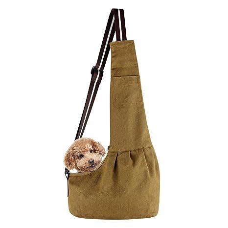 Weehey Bolsa para Perros portadora de Perros Bolsa para ...