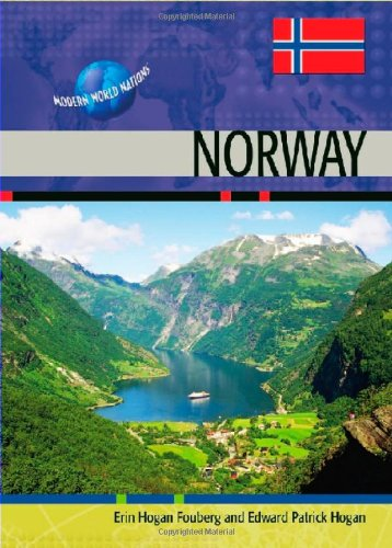 Read Online Norway (Modern World Nations (Hardcover)) PDF
