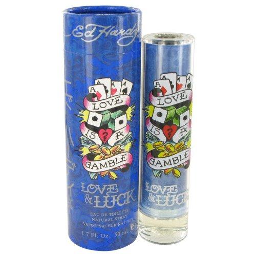 Ed Hardy Love & Luck Mens Mens Edt 50ml Spray (1.7 fl.oz) ()