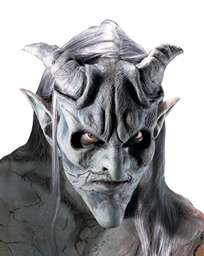 Gargoyle Latex Mask Demon Halloween Costume Monster Devil Special Effect