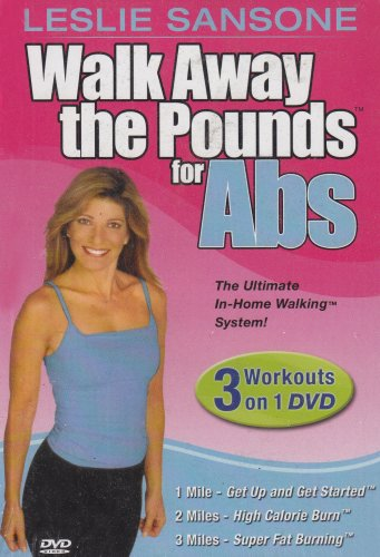 Leslie Sansone // Walk Away the Pounds for Abs