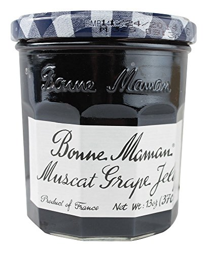 Bonne Maman Grape Jelly, 13-Ounce Glass (Pack of 6)