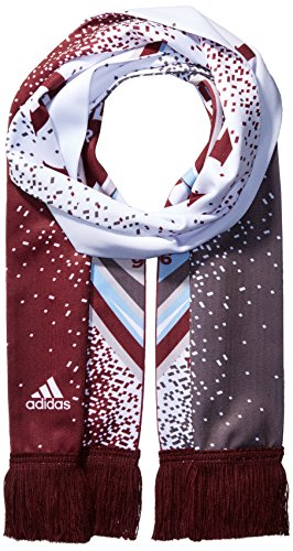 fan products of MLS Colorado Rapids Adult Unisex MLS SP17 Fan Wear Sublimated Scarf with Fringe,OSFA,Maroon