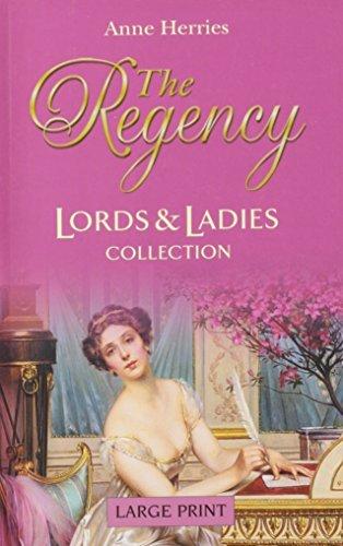 A Matter of Honour (Regency Lords and Ladies LP) by Anne Herries (2009-09-01)